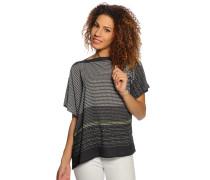 Blusenshirt, schwarz/weiß, Damen