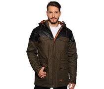 Dock36 Winter Parka, olive, Herren