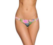 Bikinislip, Mehrfarbig, Damen