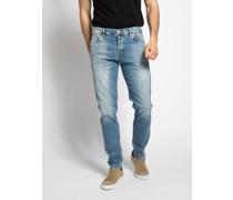 Jeans Servando graublau