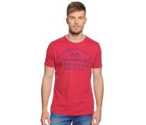 T-Shirt, Rot, Herren