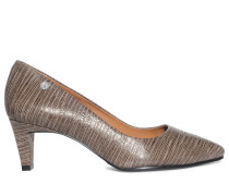 Pumps, taupe, Damen