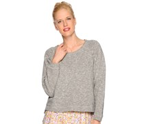 Lexi Jumper, grey melange, Damen