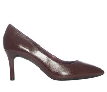 Pumps, bordeaux, Damen