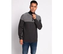 Pullover anthrazit/grau