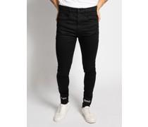 Jeans Skinny schwarz