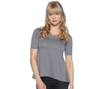 T-Shirt, Grau, Damen