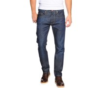 Slim Denim Jeans, selvage, Herren