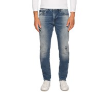 Jeans Jake blau