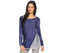 Pullover, Blau, Damen