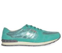 Sneaker, grün, Damen