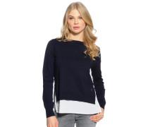 Pullover + Top, navy, Damen