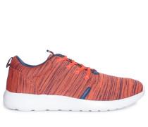 Sneaker, Orange, Damen