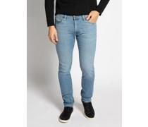 Jeans Luke hellblau