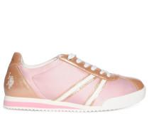 Sneaker, rosa/roségold, Damen