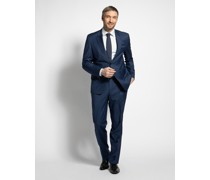 Business Gilberto Regular Fit blau
