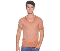 T-Shirt, Braun, Herren