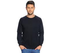 Sweatshirt, navy, Herren