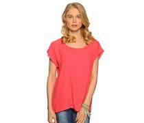 Blusenshirt, pink, Damen