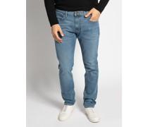 Jeans Luke graublau