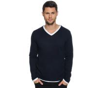 Pullover, navy, Herren