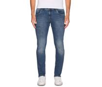 Jeans Comet blau