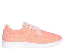 Sneaker, koralle, Damen
