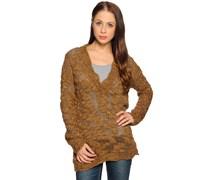 Pullover, hellbraun, Damen