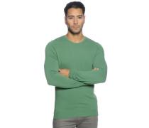 Pullover mit Kaschmir, grün, Herren
