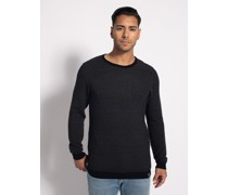 Pullover navy/schwarz