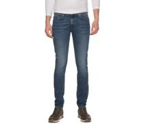 Jeans Skinny blau