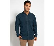 Jeans Hemd navy