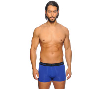 Boxershorts 2er Set, blau/schwarz, Herren