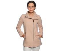 Mantel, rosa, Damen