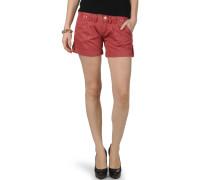 Shorts, rot, Damen