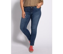 Jeans Five (große Größe) blau