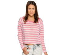 Strickshirt, Pink, Damen