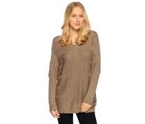 Pullover, camel, Damen