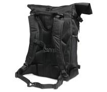 Rucksack schwarz/weiß