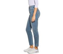 Jeans Straight hellblau