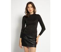 Pullover schwarz/multi