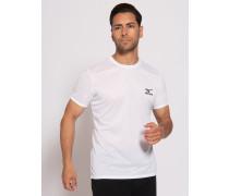 Sport Shirt weiß