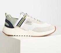 Sneaker weiß/grün