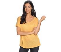 T-Shirt, orange, Damen
