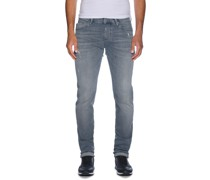 Jeans Yves graublau