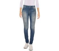 Jeans Miana blau
