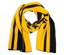 Schal gelb/schwarz