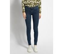Jeans Scarlett blau