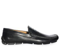 Penny Loafers, schwarz, Herren