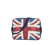 Tasche, blau/rot/weiß, Unisex